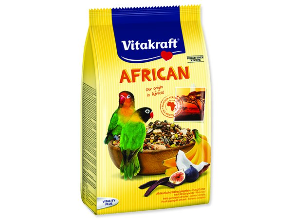 African Agaporni VITAKRAFT bag