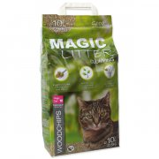 Kočkolit MAGIC CAT Litter Woodchips - 2,5 kg - 10l
