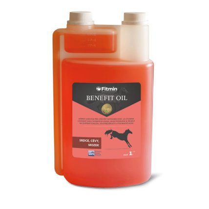 Fitmin horse BENEFIT OIL