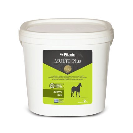 Fitmin horse MULTI PLUS