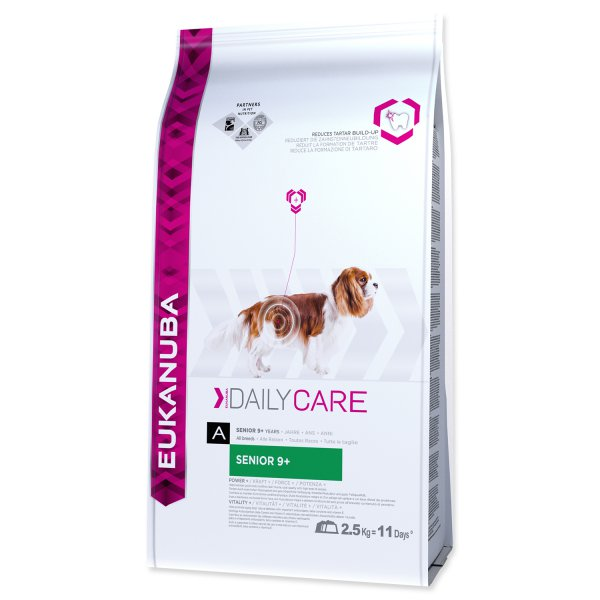 EUKANUBA Daily Care Senior Plus (do vyprodání zásob)