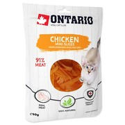 ONTARIO Mini Chicken Slices - 50g