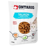 ONTARIO Salmon Short Sticks - 50g